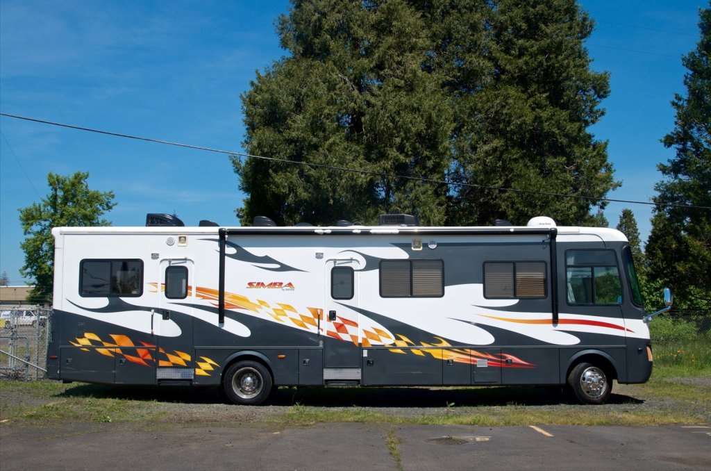 PRODUCTION RV RENTAL