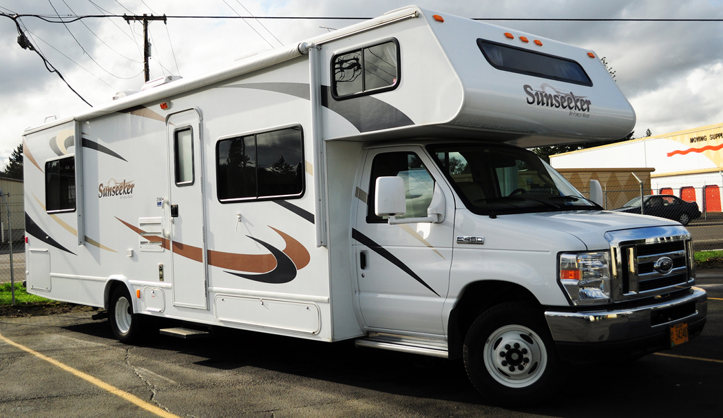 rv motor home rentals in oregon turn key rv rentals