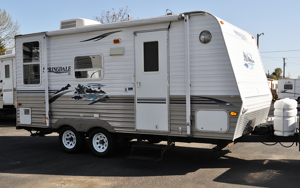 RV Rentals in Eugene Oregon