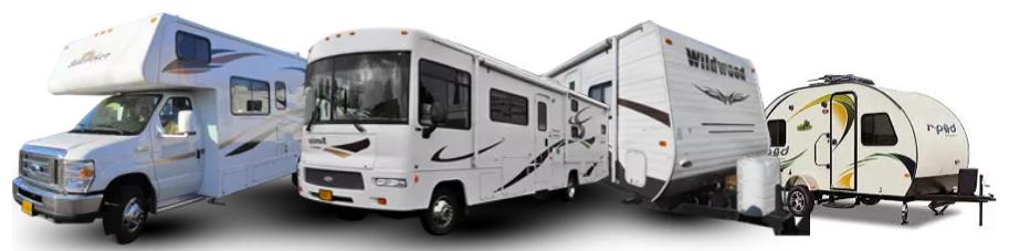 RV Motor Home Rentals in Oregon