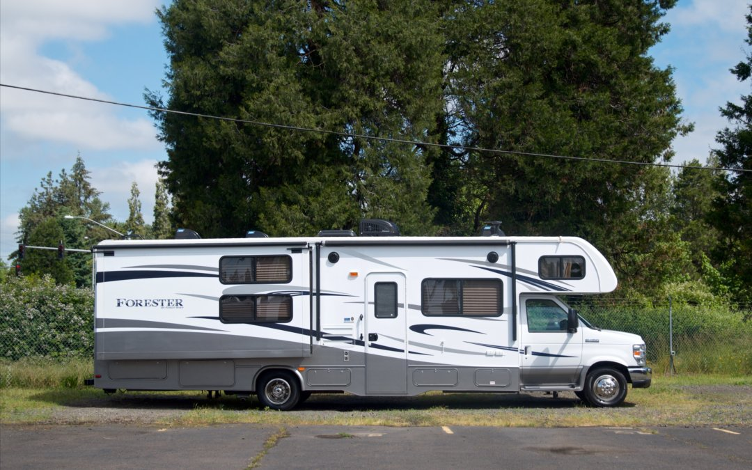 Why Rent a Motor Home or Travel Trailer from Turn Key RV Rentals?