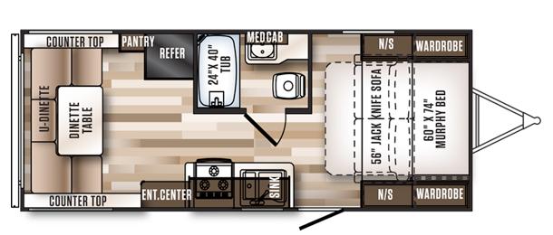 Oregontravel trailer for rent unit 26