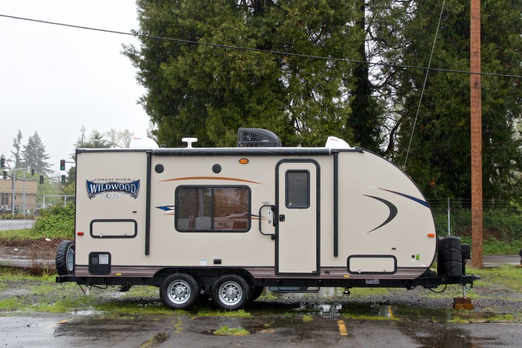 Travel Trailer Rental Unit 28