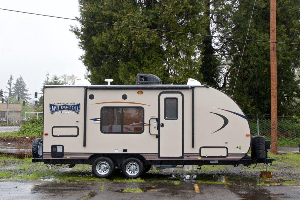 Travel Trailer Rental Eugene Oregon