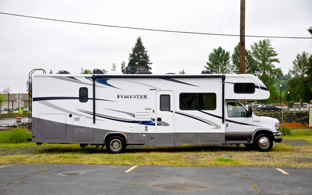 Turn Key RV Rentals Recommends – RV Friendly Camp Sites Near Portland, Oregon