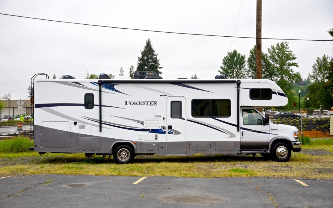 Rv Friendly Camp Sites Near Portland Oregon Turn Key Rv
