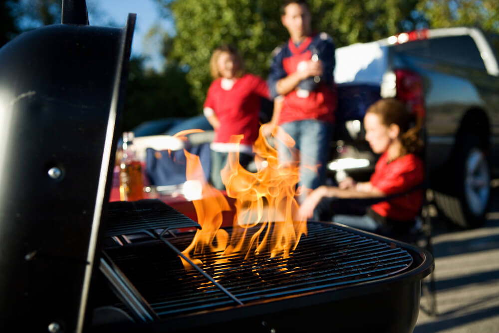 RV Tailgate Party Tips