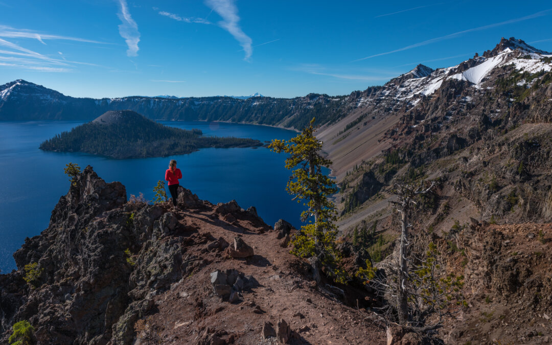 RV Adventures to: Crater Lake!